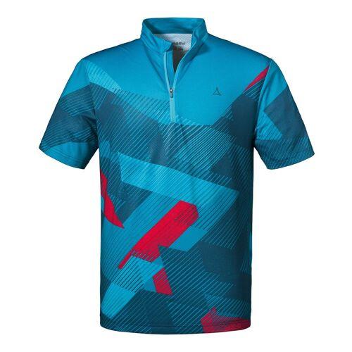 Schöffel M T Shirt Saalbach1 Blue Jay Herren 52