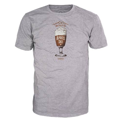 Alprausch M Kafi Schnaps T-Shirt