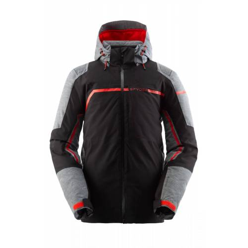 Titan Spyder M Titan Gtx® Jacket Black Herren XXL