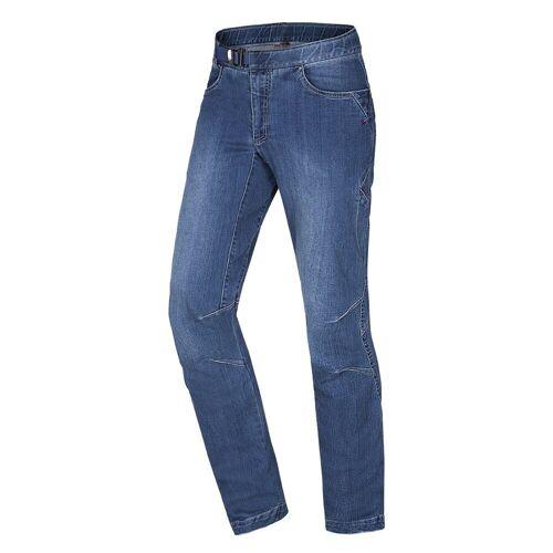 Ocun M Hurrikan Jeans Middle Blue Herren XXL