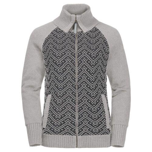 Jack Wolfskin W Northwind Jacket Light Grey Damen S
