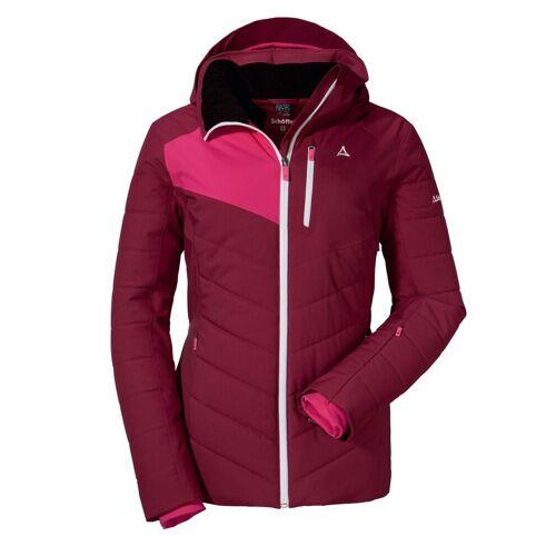 Schöffel W Ski Jacket Marseille3 Beet Red Damen 42