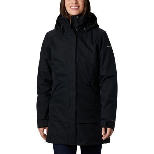 Columbia W Pulaski Interchange Jacket Black Damen S