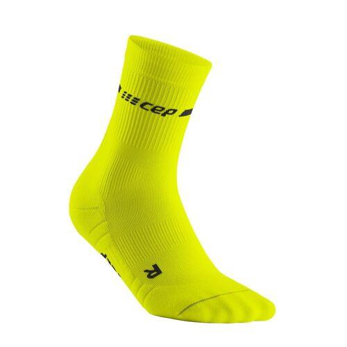 CEP M Neon Compression Mid CUT Socks