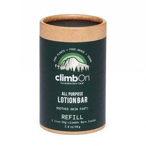 ClimbOn Refill Lotion Bar Green Unisex 56 g