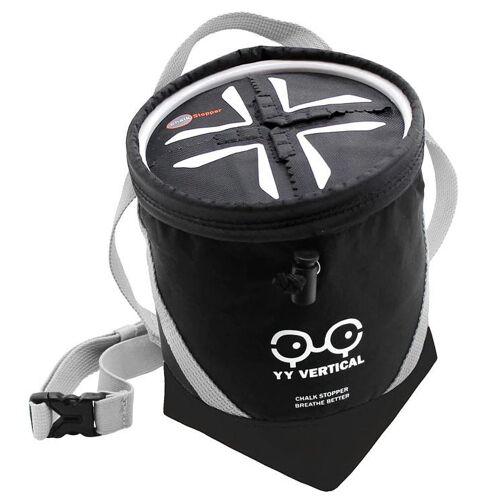 YY Vertical Chalkstopper Black Black Unisex One Size