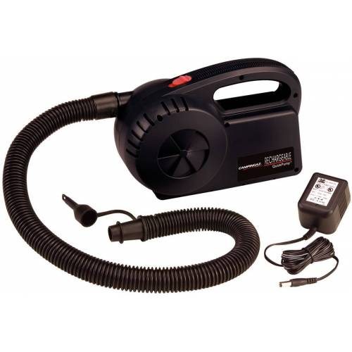 Campingaz Quick Pumpe 230 V Akku Black  One Size