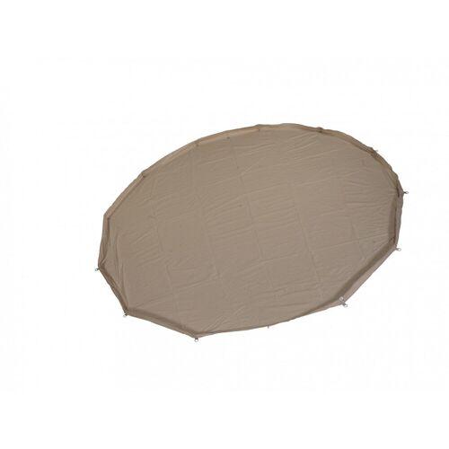 Nordisk Alfheim 19.6 Zip-IN Floor Natural Unisex One Size