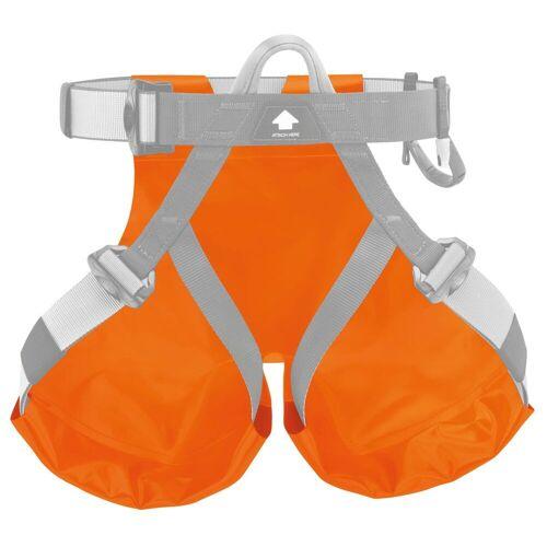 Petzl Schutzsitz für Canyon Gurte Orange Unisex One Size