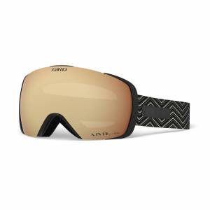 Giro Contact Black Zag - Vivid Copper - Vivid Infrared Unisex One Size