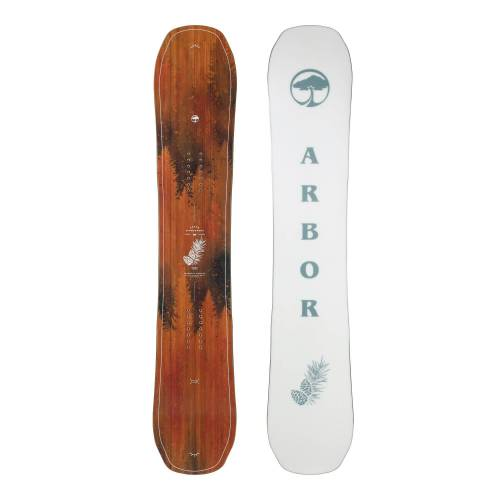 Arbor W Swoon Camber Snowboard