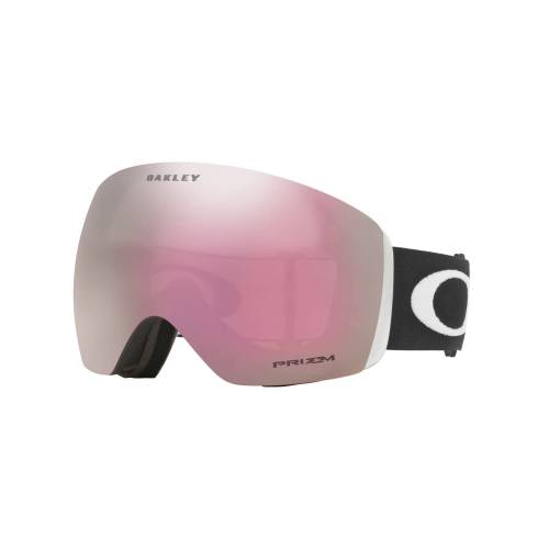 Oakley Flight Deck Prizm Iridium Matte Black - Prizm Snow Hi Pink Iridium Unisex One Size