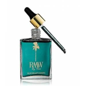 RAAW by Trice Blue Beauty Drops  Gesichtsöl 60 ml