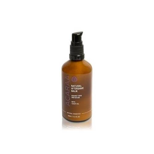 ACARAA Natural Aftershave Balm After Shave Balsam  100 ml