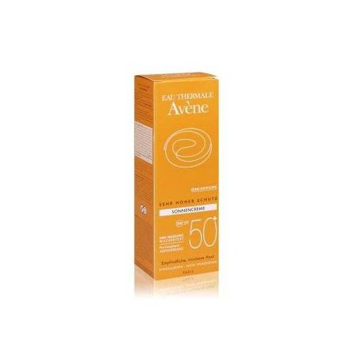 Avène SPF 50+ Ohne Duftstoffe Sonnencreme  50 ml