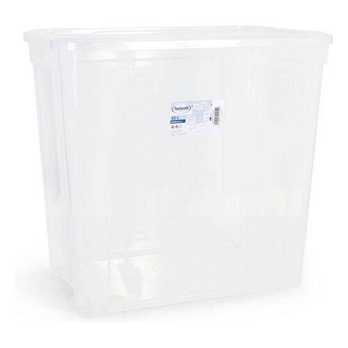 Tontarelli Storage Box with Lid Combi Tontarelli 85 L (58,2 x 38 x 54,6 cm)