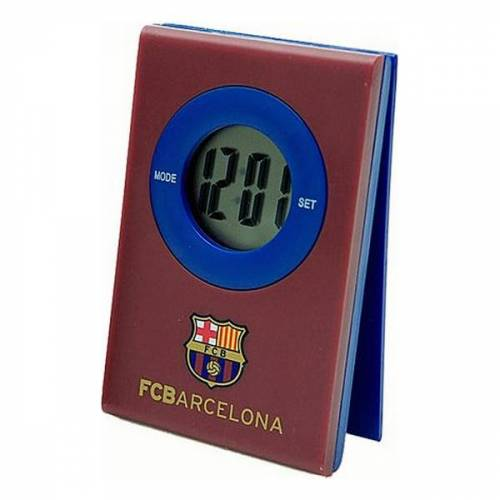 F.C. Barcelona Table clock F.C. Barcelona