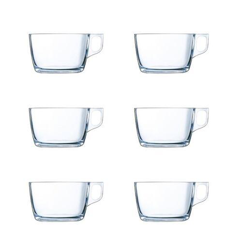 Luminarc Set of Mugs Luminarc Nuevo 0,5 L (6 pcs)