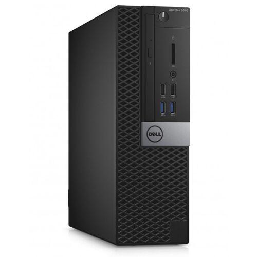 Dell Optiplex 5040 SFF Mini-PC Intel Quad Core i5 256GB SSD 8GB Windows 10 Pro DVD Laufwerk