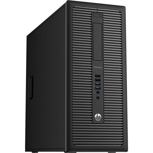HP EliteDesk 800 G1 TWR Intel Quad Core i5 500GB HDD 8GB Win 10 Pro MAR DVD Brenner