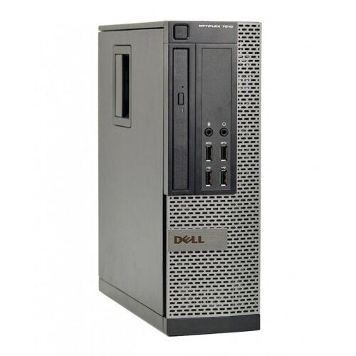 Dell OptiPlex 7010 SFF Intel Quad Core i5 256GB SSD Festplatte 8GB Speicher Windows 10 Pro DVD Laufwerk