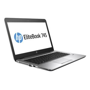 HP EliteBook 745 G4 14 Zoll 1920x1080 Full HD AMD Pro A10 256GB SSD 8GB Windows 10 Pro MAR Webcam