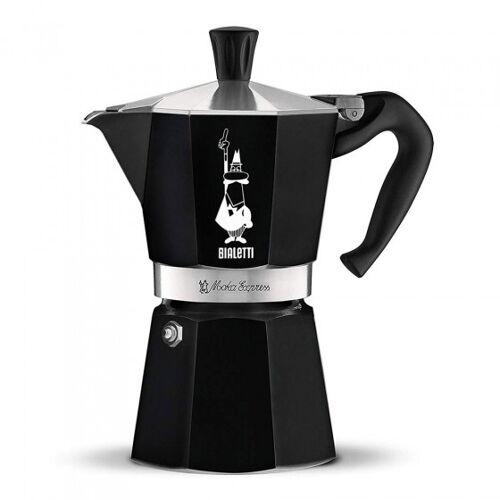 "Kaffeebereiter Bialetti ""Moka Express 6-cup Black"""