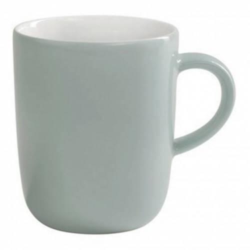"Tasse Kahla ""Pronto Becher Mint Grey"", 350 ml"