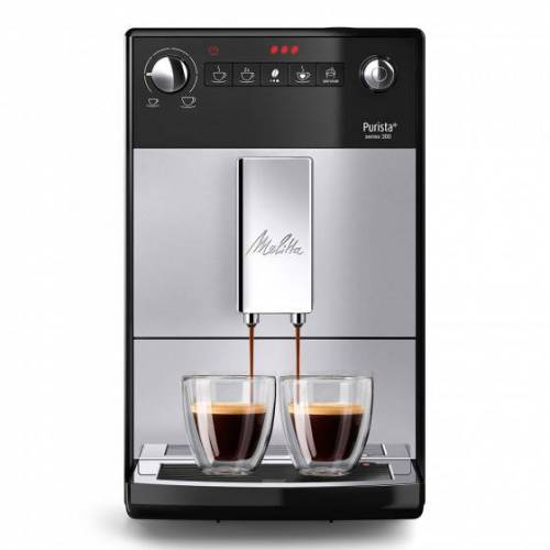 "Kaffeemaschine Melitta ""Purista Series 300 Silver"""