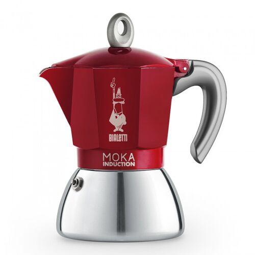 "Espressokocher Bialetti ""New Moka Induction 6-cup Red"""