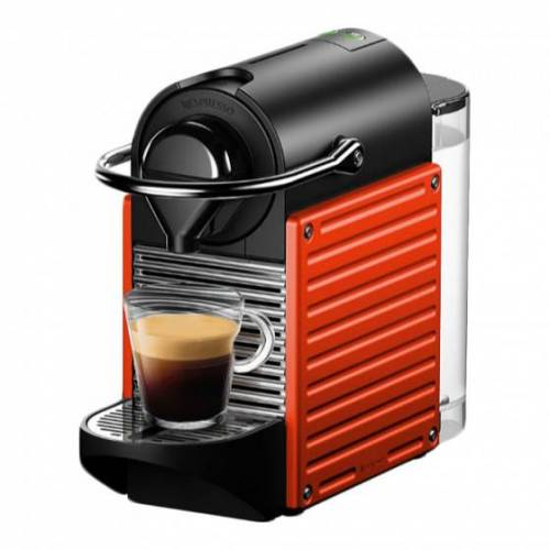 "Kaffeemaschine Nespresso ""Pixie Red"""