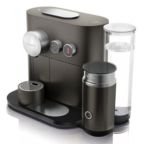 "Kaffeemaschine Nespresso ""Expert&Milk Anthracite Grey"""