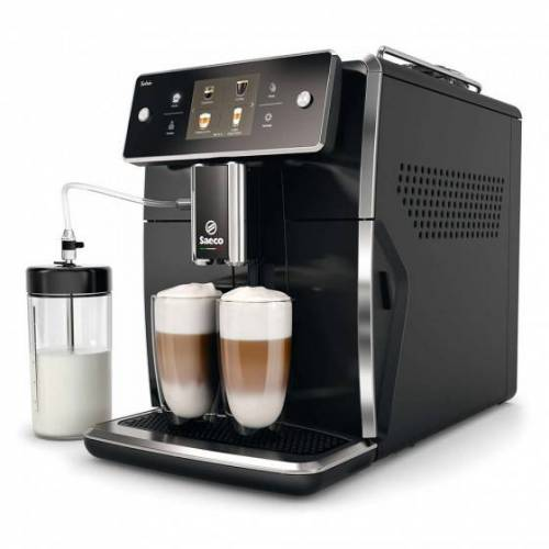 "Kaffeemaschine Saeco ""Xelsis SM7680/00"""
