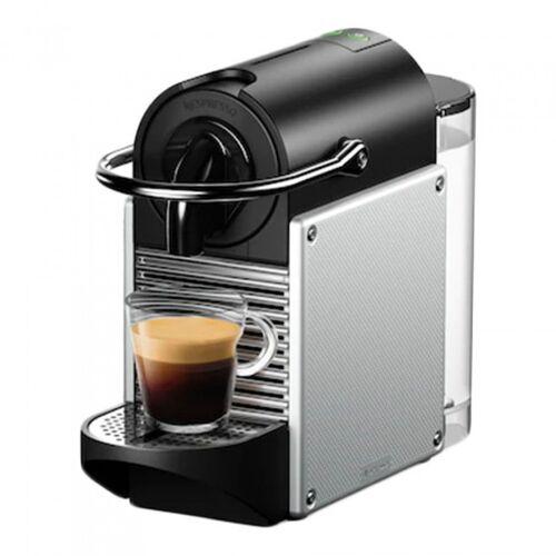 "Kaffeemaschine Nespresso ""Pixie Silver"""