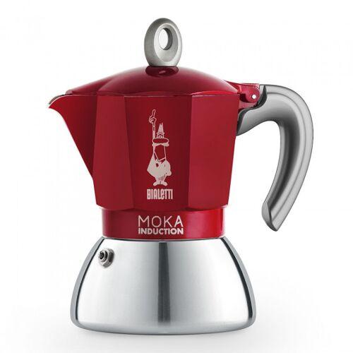 "Espressokocher Bialetti ""New Moka Induction 4-cup Red"""