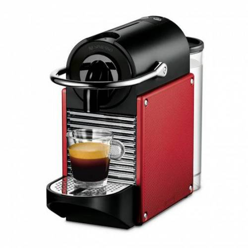 "Kaffeemaschine Nespresso ""Pixie Dark Red"""
