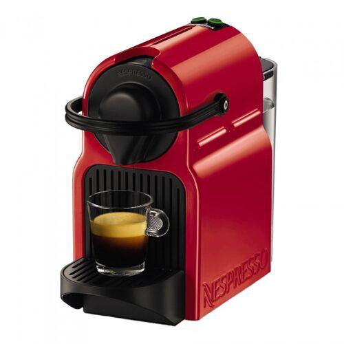 "Kaffeemaschine Nespresso ""Inissia Red"""