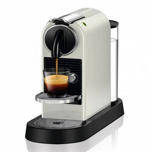"Kaffeemaschine Nespresso ""Citiz White"""