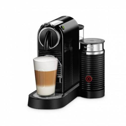 "Kaffeemaschine Nespresso ""Citiz & Milk Black"""