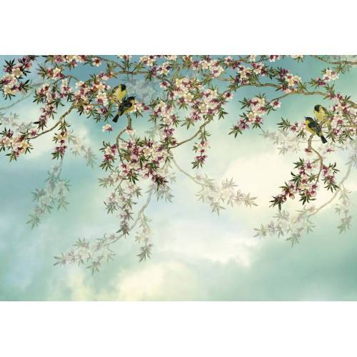 Komar Sakura Fototapete 368x254cm
