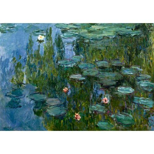 PGM Claude Monet - Seerosen Kunstdruck 100x70cm
