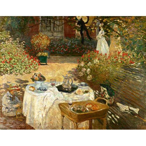 PGM Claude Monet - Le Déjeuner Kunstdruck 90x70cm