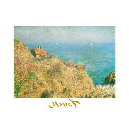 PGM Claude Monet - La casa dei doganieri Kunstdruck 70x50cm