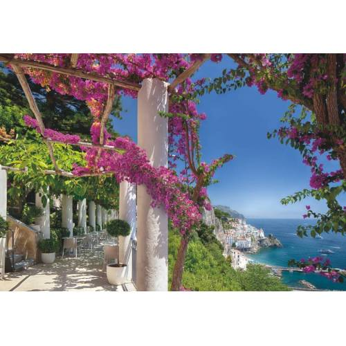 Komar Amalfi Fototapete 368x254cm