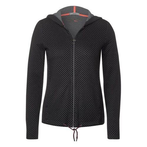 cecil Jacke in Doubleface-Optik Grau  L M S XL XS XXL