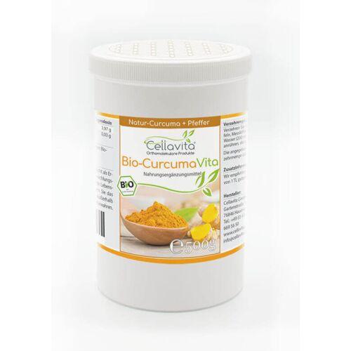 Cellavita Curcuma Vita 4-Monatsvorrat - 500g