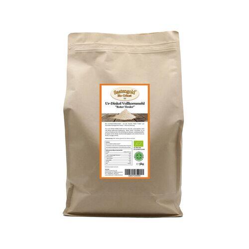 Cellavita Ur-Dinkel-Vollkornmehl (Bio) 5kg Beutel