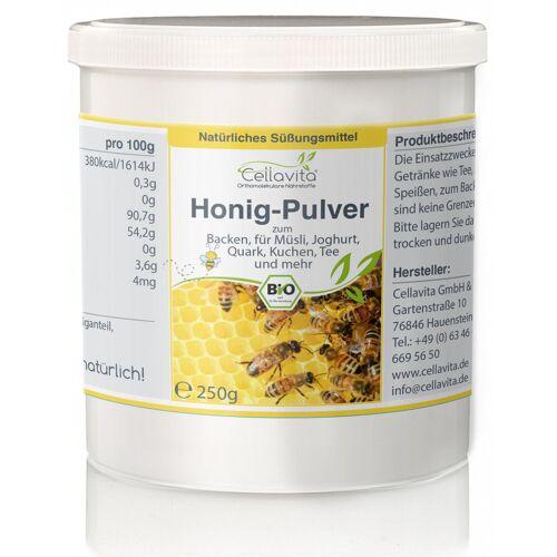 Cellavita Honig-Pulver (Bio) 250g
