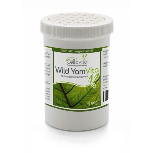 Cellavita Wild Yam Vita (Yamswurzel) 90g Pulver