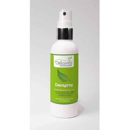 Cellavita Deo-Spray 100ml (natürliches Deodorant)
